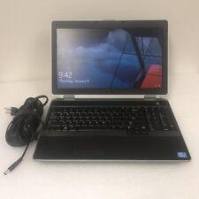 Dell Latitude E6530 Laptop i7 3740Qm 2.7 Quad 8Gb 128Gb SSD WIFI DVD Win 10 PRO