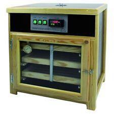 A 120 J.Hemel Brutmaschine/Brutkasten/Inkubator mit halbaut. Wendung