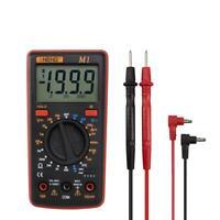Aneng M1 Digital Multimeter Tester Auto AC/DC Ammeter Voltmeter Resistance Meter