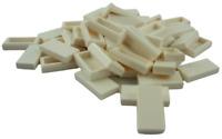 Lego® Konvolut 3069b transparent blaue Fliesen 1 x 2 Tile 40 Stück neu New