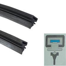 Bosch Scheibenwischer Wischergummi Paar 500mm innenliegende Federschiene L Z323