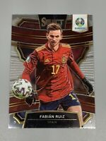 Fabian Ruiz 2020 Panini Select UEFA Euro Preview Base Terrace #36 Spain 🇪🇸
