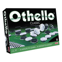 John Adams Othello Classic game For 2 players Age 7+