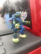 Teenage Mutant Ninja Turtles TMNT Leonardo Figure Viacom 2012 4 inch