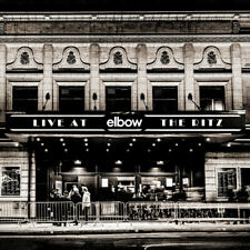 Elbow - Live at The Ritz Album Cover Poster Giclée