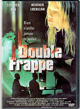 DVD double frappe | Heather Locklear | Policier - thriller | Lemaus