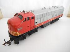 TRIANG TC R57 RED CAB & SILVER 4008 DUMMY DIESEL LOCO C 1960 transcontinental