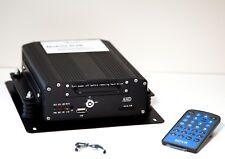 iC9000MDVR HYBRID HD MOBILE TAXI CCTV DVR HARD DRIVE & SD STORAGE KEY LOCK.