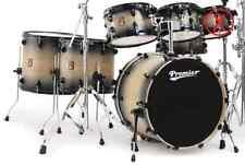 Premier Drums XPK Series 6 Piece Shell Pack Kit/Natural Burst Finish/QUICK FIVE