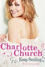 Very Good, Keep Smiling, Church, Charlotte, Book