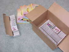 1998-99 Beanie Babies Card Collection (705) w/Puzzle Card Sets (105) Notebooks