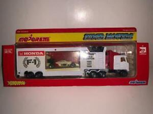 Majorette Super Movers Team Honda F-1 Ayrton Senna World Champion 1986-1988 New