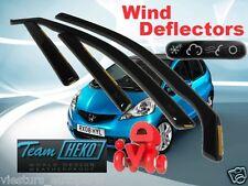 HONDA JAZZ  2009 - HATCHBACK 5.doors Wind deflectors  4.pc  HEKO  17150