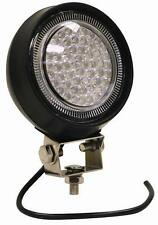 "Buyers 5"" Round 54-LED Sealed Rubber Utility Light - 1492110"