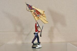 STADDEN FIGURE 90mm SERGEANT of the 31st REGIMENT of FOOT 1840 AFGHANISTAN nv