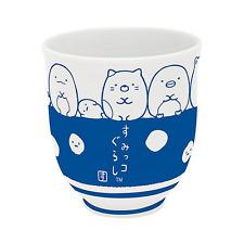 SAN-X Sumikko gurashi Mino ware Tea cup YUNOMI Pottery Japanese Tradition KAWAII