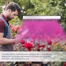 LED Grow Light Hydroponic Vollspektrum Zimmerpflanze Flower Veg Lamp Panel Q8V7