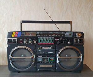 Lasonic TRC 931 Dual Cassette Boombox Radio