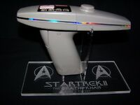 acrylic display stand for Diamond Select Star Trek Wrath of Khan Phaser