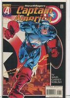 Captain America #445  NM Steve Rogers  Marvel Comics CBX1N