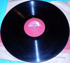 Roger Bourdin - Coups de Roulis / Disque Grammophone 78 France