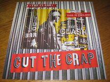 The Clash-cut the metamfetamina LP, CBS Holland 1985,ois,12 tracks, MOLTO RARO, NUOVO/NEW, L @ @ K!!!