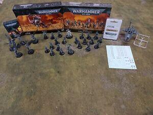 Warhammer 40K Piety And Pain Drukhari Dark Eldar Plus Extras GW Miniatures