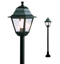 LAMPIONE DA ESTERNO CHARME DA GIARDINO IN ALLUMINIO H121 LUCE