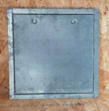 Revisionsklappe Fliesenrahmen RK5 weiß verzinkt befliesbar magnetisch 20 x 20 cm