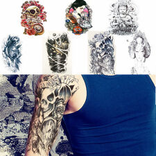 Tatouage temporaire bras Body Art Tattoo étanche amovible Sticker autocollant *1