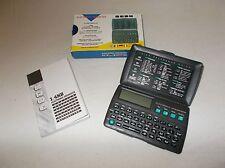 Pocket size multi function 7 language 1.4 Kb electronic info organizer gadget