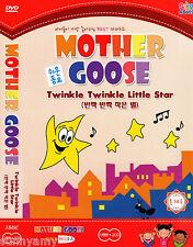 Mother Goose Club Educational 1 DVD & 2 CD Set 1 - Nursery Rhymes Songs (NEW)