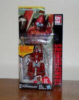 RARE 2014 Hasbro Transformers Combiner Wars Autobot Powerglide US Seller