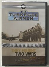 The Tuskegee Airmen: They Fought Two Wars (DVD, 2009) - Brand New Factory Sealed