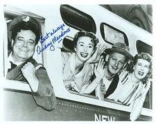 Audrey Meadows Hand Signed 8x10 Photo+Coa The Honeymooners