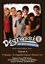 Degrassi - The Next Generation - Season 6 (Kee New DVD