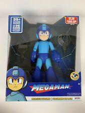 Megaman Mega Man 30th Anniversary Deluxe figure Jakks Pacific 35+ Sounds 12 inch