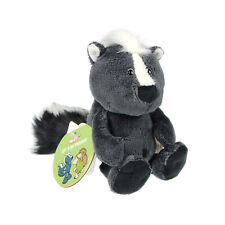 NICI Skunk Stuffed Animal Plush Toy Dangling 6 inches