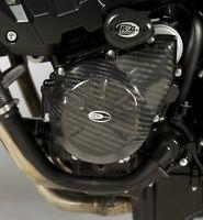 R&G Racing Carbon Fibre Left Hand Engine Case Slider to Fit Kawasaki Z750 07-14