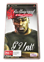 50 Cent Bulletproof G Unit Edition Sony PSP Game