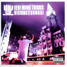 "JEDI MIND TRICKS – VISIONS OF GANDHI - DOUBLE 12"" PURPLE VINYL LP - SEALED, MINT"