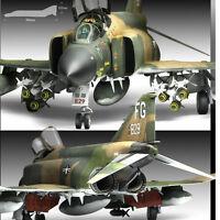 1/48 F-4C Vietnam War #12294 Academy Model Kits