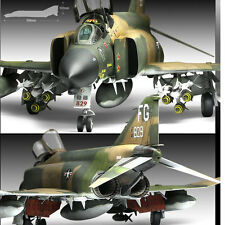 1/48 F-4C Vietnam War #12294 Academy Model Kits