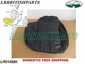 GENUINE LAND ROVER SEAT COVER REAR SEAT  RANGE ROVER SPORT 10 - 13 OEM LR014880