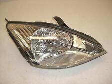 00 01 FORD FOCUS Passenger Right Headlight Headlamp Head Light Lamp #9259