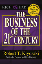 The Business of the 21st Century CD NEW Robert Kiyosaki FREE Greeting Cards incl