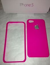 Clear Crystal Diamond Bling Case For IPHONE 5 Made With 100% SWAROVSKI Elements