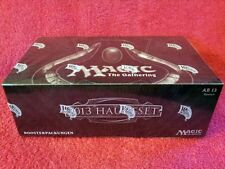 GERMAN Magic MTG 2013 Core Set M13 Factory Sealed Booster Box RARE The Gathering