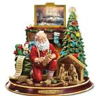 Pvc Diy Merry Christmas Wall Sticker Santa Claus Xmas Decoration Home Decor New