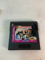 Streets of Rage 2 Sega Game Gear Cartridge With Case